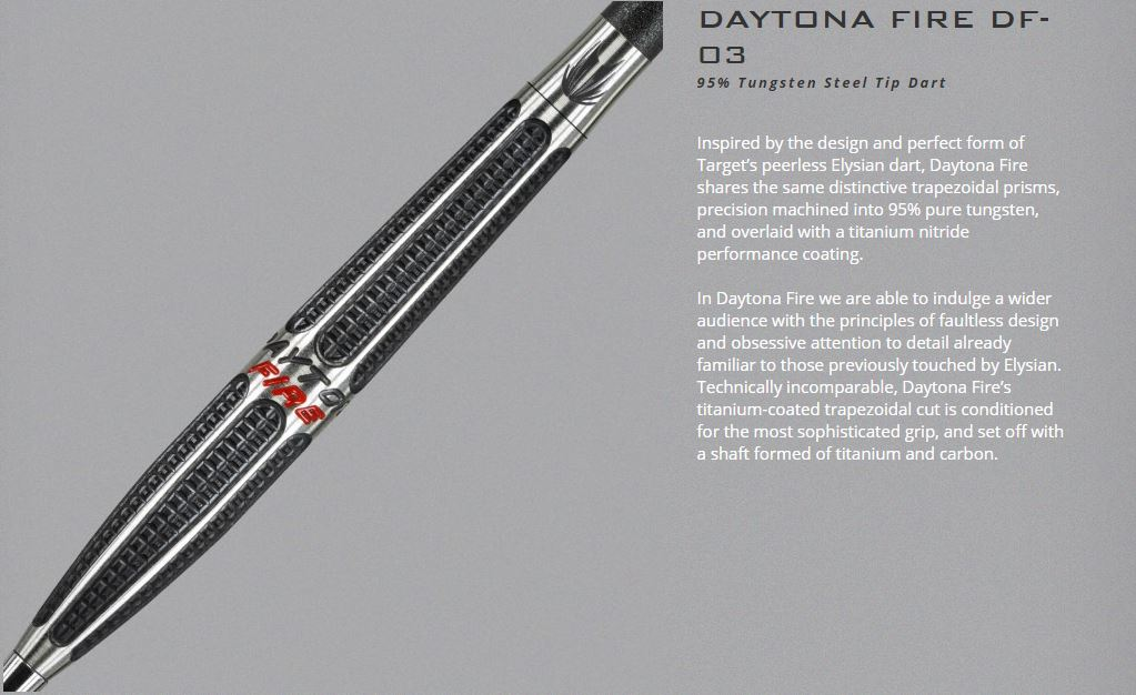 Daytona Fire DF-03
