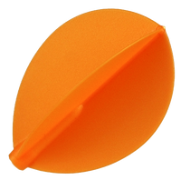 Fit Flight - Teardrop - Orange - 6 pack