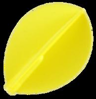 Fit Flight - Teardrop - Yellow - 6 pack