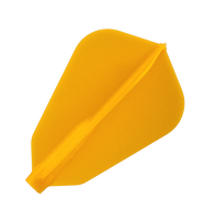 Fit Flight - F Shape - Orange - 6 pack