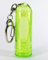 L-Style Lipstock Tip Case - Clear Green