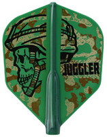 Fit Flight AIr Juggler - Green Army - Shape