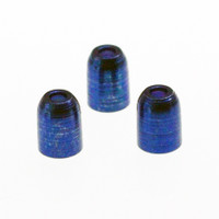L-Style Champagne Metal Cap - Navy - 3 pack