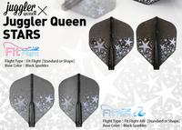 Fit Flight Juggler Queen - Shape - Stars