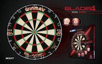 Winmau Blade 4 Dartboard Dual Core