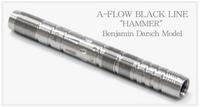 "Dynasty A Flow - Benjamin Dersch ""Hammer"" Black Line -  Soft Tip Darts - 18g"
