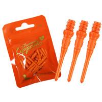 Lippoint Premium - Soft Tip Points - Orange - 30 count