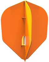 L-Style - Champagne Flights - Shape (L3c) - Orange