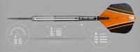 Target - Raymond Van Barneveld - RVB90 - SteelTip Dart - 26g (discontinued)