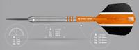 Target - Raymond Van Barneveld - RVB80 - SteelTip Dart - 21g
