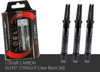 L-Shaft Carbon Silent - 260 - Black