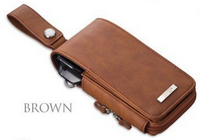 Cameo Garment 2 Dart Case - Brown