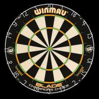 Winmau Blade 5 Dual Core Champions Choice Dartboard