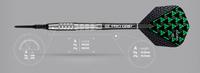 Target Agora A30 - Soft Tip Darts - 18g