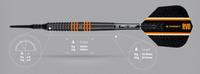 Target - Raymond Van Barneveld - RVB80 Black - Soft Tip Dart - 18g