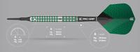 Target Agora Verde AV31 - Soft Tip Darts - 18g