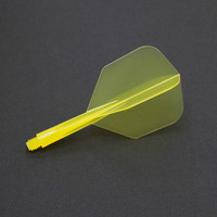 Condor Zero Stress Flight System - Small (Shape) - Clear Yellow - Short