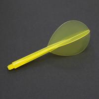 Condor Zero Stress Flight System - Teardrop - Clear Yellow - Long