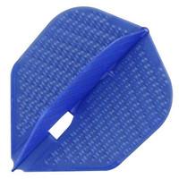 L-Style - Champagne Flights - Shape (L3d) Dimple - Blue