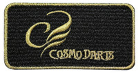 Cosmo Darts Embroidered Patch