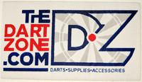 theDartZone.com Woven Patch