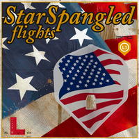 L1 PRO Standard - Star Spangled Champagne Flights