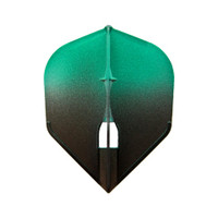 L3 PRO Shape Champagne Flight - Black with Green