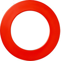 Dartboard Surround - Red