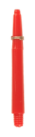 theDartZone - Nylon Shaft - In Between Red (42mm)