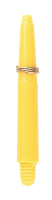 theDartZone - Nylon Shaft - Short Yellow (35mm)