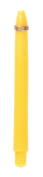 theDartZone - Nylon Shaft - Medium Yellow (48mm)