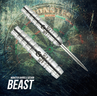 Monster Beast Steel Tip Darts - 21g (clearance)