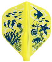 Fit Flight Juggler Queen - In the Ocean Yellow - Standard (2015)