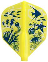 Fit Flight Juggler Queen - In the Ocean Yellow - Shape (2015)