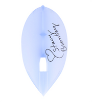 L2 PRO Teardrop - Stacy Bromberg Champagne Flight - Lake Blue