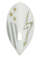 "L2 PRO Teardrop - Chris ""Lightning"" Lim Champagne Flight - White"