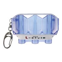 L-Style Krystal Flight Case - Blue