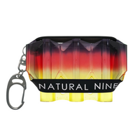 L-Style Tri Color KRYSTAL Flight Case by Natural Nine - Sunrise