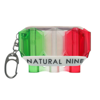 L-Style Tri Color KRYSTAL Flight Case by Natural Nine - Suika
