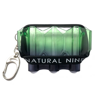 L-Style KRYSTAL Flight Case by Natural Nine - Ideal Green