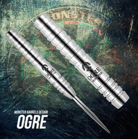 Monster Ogre Steel Tip Darts - 22g (clearance)