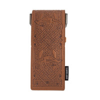 Shot Insignia Dart Case - Viking Brown and Choco Detailing (clearance)