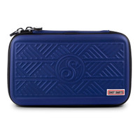 Shot Tactical Dart Case - Two Set Dart Wallet - Blue