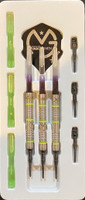 XQMax Darts - Michael van Gerwen - Green Demolisher - 70% Soft Tip - 20g (clearance)