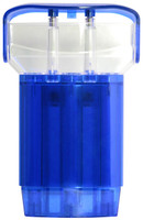 Cosmo Fit Case-X - Clear Dark Blue