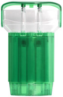 Cosmo Fit Case-X - Clear Green