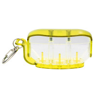 Fit Holder - Clear Yellow