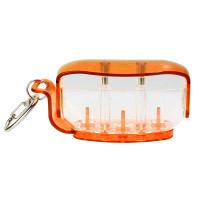 Fit Holder - Clear Orange