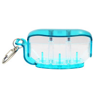 Fit Holder - Clear Blue