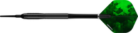 Designa Razor Grip V2 - Soft Tip Dart - 20g - 90% Tungsten - Model 1 Black